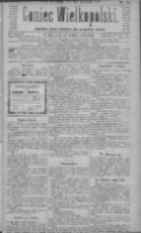 Goniec Wielkopolski: najtańsze pismo codzienne dla wszystkich stanów 1883.11.09 R.7 Nr255