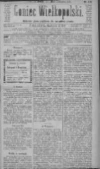 Goniec Wielkopolski: najtańsze pismo codzienne dla wszystkich stanów 1883.11.10 R.7 Nr256