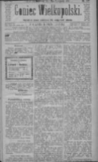 Goniec Wielkopolski: najtańsze pismo codzienne dla wszystkich stanów 1883.11.11 R.7 Nr257