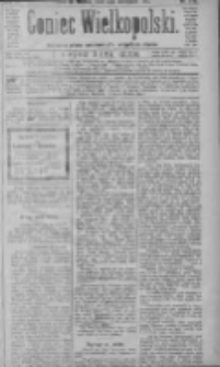 Goniec Wielkopolski: najtańsze pismo codzienne dla wszystkich stanów 1883.11.13 R.7 Nr258