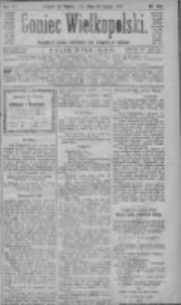 Goniec Wielkopolski: najtańsze pismo codzienne dla wszystkich stanów 1883.11.16 R.7 Nr261