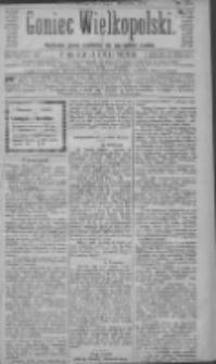 Goniec Wielkopolski: najtańsze pismo codzienne dla wszystkich stanów 1883.11.21 R.7 Nr265