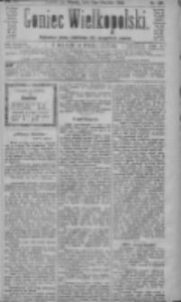 Goniec Wielkopolski: najtańsze pismo codzienne dla wszystkich stanów 1883.12.11 R.7 Nr281