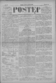 Postęp 1896.04.15 R.7 Nr87