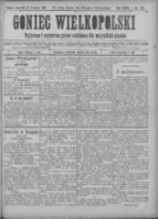 Goniec Wielkopolski: najtańsze pismo codzienne dla wszystkich stanów 1900.11.29 R.24 Nr272