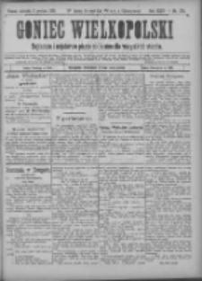 Goniec Wielkopolski: najtańsze pismo codzienne dla wszystkich stanów 1900.12.02 R.24 Nr275+dodatki