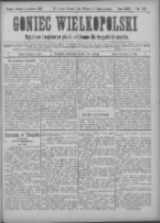 Goniec Wielkopolski: najtańsze pismo codzienne dla wszystkich stanów 1900.12.04 R.24 Nr276