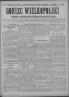 Goniec Wielkopolski: najtańsze pismo codzienne dla wszystkich stanów 1900.12.13 R.24 Nr283