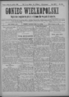 Goniec Wielkopolski: najtańsze pismo codzienne dla wszystkich stanów 1900.12.14 R.24 Nr284