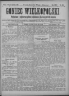 Goniec Wielkopolski: najtańsze pismo codzienne dla wszystkich stanów 1900.12.19 R.24 Nr288
