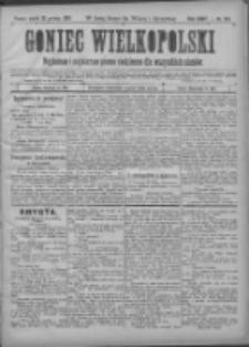 Goniec Wielkopolski: najtańsze pismo codzienne dla wszystkich stanów 1900.12.28 R.24 Nr294
