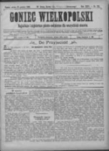 Goniec Wielkopolski: najtańsze pismo codzienne dla wszystkich stanów 1900.12.29 R.24 Nr295