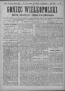 Goniec Wielkopolski: najtańsze pismo codzienne dla wszystkich stanów 1900.12.30 R.24 Nr296