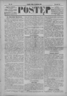 Postęp 1896.06.17 R.7 Nr137