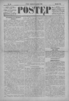 Postęp 1896.06.21 R.7 Nr141