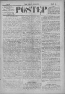 Postęp 1896.06.27 R.7 Nr146