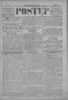 Postęp 1896.09.30 R.7 Nr224