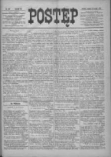 Postęp 1896.12.15 R.7 Nr287