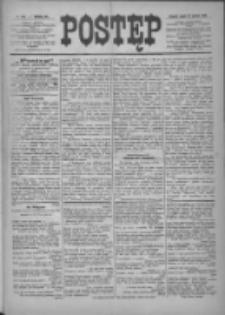 Postęp 1896.12.25 R.7 Nr296