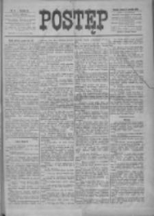 Postęp 1898.01.08 R.9 Nr5