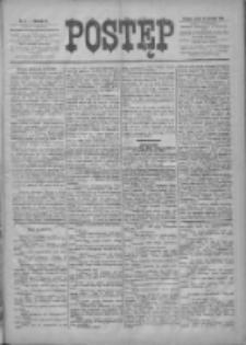 Postęp 1898.01.12 R.9 Nr8