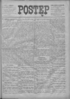 Postęp 1898.01.27 R.9 Nr21