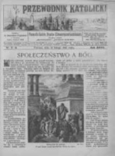 Przewodnik Katolicki. 1921 R.27 nr3-4
