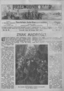 Przewodnik Katolicki. 1921 R.27 nr5-6