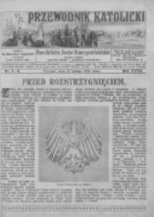 Przewodnik Katolicki. 1921 R.27 nr7-8