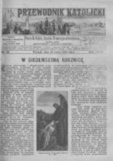 Przewodnik Katolicki. 1921 R.27 nr10