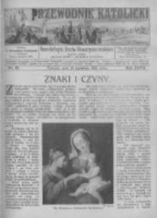 Przewodnik Katolicki. 1921 R.27 nr17