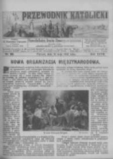 Przewodnik Katolicki. 1921 R.27 nr20