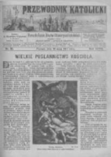 Przewodnik Katolicki. 1921 R.27 nr21
