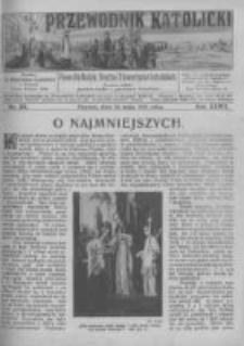 Przewodnik Katolicki. 1921 R.27 nr22