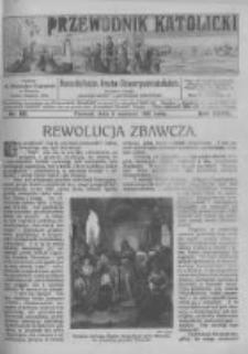 Przewodnik Katolicki. 1921 R.27 nr23