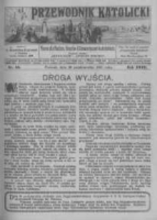 Przewodnik Katolicki. 1921 R.27 nr44