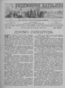 Przewodnik Katolicki. 1921 R.27 nr46