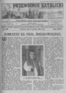 Przewodnik Katolicki. 1921 R.27 nr50