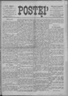 Postęp 1898.08.27 R.9 Nr195