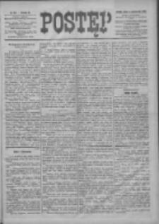 Postęp 1898.10.14 R.9 Nr235