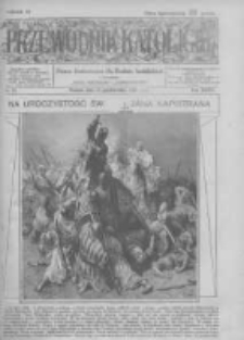 Przewodnik Katolicki. 1930 R.36 nr42