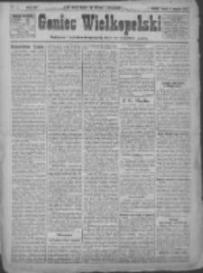 Goniec Wielkopolski: najtańsze pismo codzienne dla wszystkich stanów 1922.01.03 R.45 Nr2