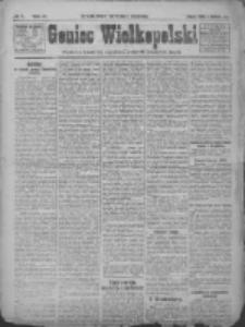 Goniec Wielkopolski: najtańsze pismo codzienne dla wszystkich stanów 1922.01.04 R.45 Nr3