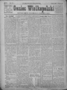 Goniec Wielkopolski: najtańsze pismo codzienne dla wszystkich stanów 1922.01.06 R.45 Nr5