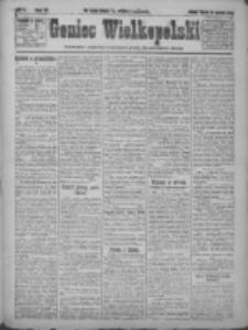 Goniec Wielkopolski: najtańsze pismo codzienne dla wszystkich stanów 1922.01.10 R.45 Nr7