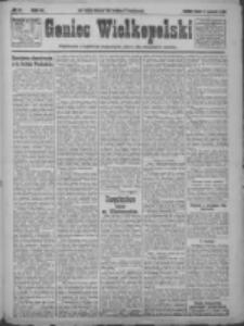 Goniec Wielkopolski: najtańsze pismo codzienne dla wszystkich stanów 1922.01.11 R.45 Nr8