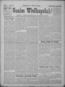 Goniec Wielkopolski: najtańsze pismo codzienne dla wszystkich stanów 1922.01.17 R.45 Nr13
