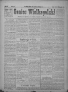 Goniec Wielkopolski: najtańsze pismo codzienne dla wszystkich stanów 1922.01.20 R.45 Nr16