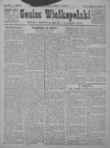 Goniec Wielkopolski: najtańsze pismo codzienne dla wszystkich stanów 1922.01.22 R.45 Nr18