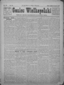 Goniec Wielkopolski: najtańsze pismo codzienne dla wszystkich stanów 1922.01.29 R.45 Nr24